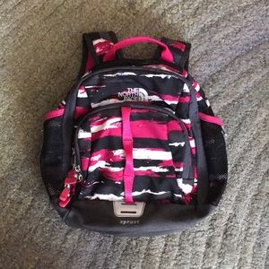 The North Face Kids Sprout backpack